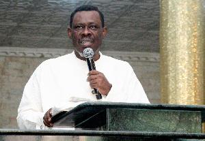 Reverend Joseph Agboli