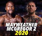 Mayweather and McGregor