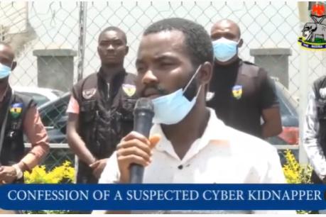 Sadiq Abubakar, the kidnapper