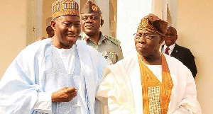 Olusegun Obasanjo, Goodluck Jonathan
