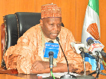 Governor Inuwa Yahaya of Gombe State