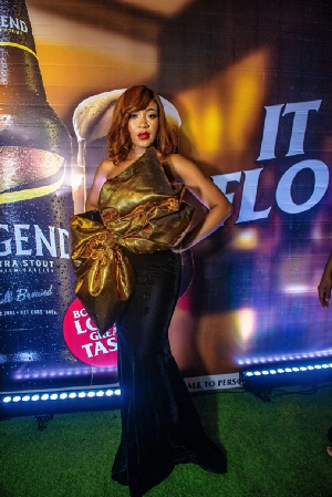 Erica Nlewedim announced as Legend Extra Stout and Star Radler brand influencer amidst relaunch