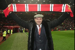 Tyson Fury at Old Trafford (source The Sun UK)