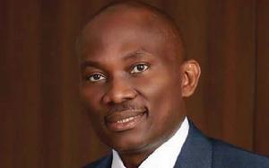 Minority Leader of the House of Representatives, Ndudi Elumelu