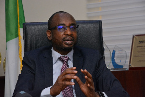 Director General of NITDA, Kashifu Inuwa Abdullahi