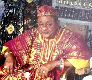 Oba Lamidi Adeyemi, Alaafin of Oyo