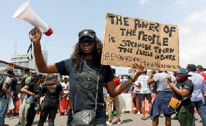 Protesters of the Occupy Lekki Tollgate protest arrested