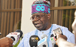 National leader of the ruling All Progressives Congress (APC) Bola Tinubu
