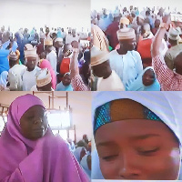 Parents gather to reunite with their abducted wards