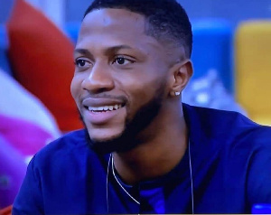 Former Big Brother Naija housemate, Kayvee