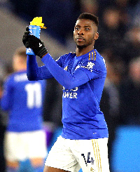 Kelechi Iheanacho has scored only 9 goals for Leicester City