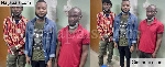 Some Nigerians arrested