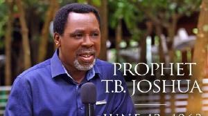 Pastor Temitope Balogun Joshua, Founder of Synagogue Church of All Nation