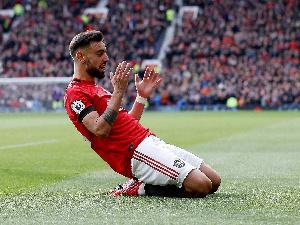 Bruno Fernandes   | Image from Premier League
