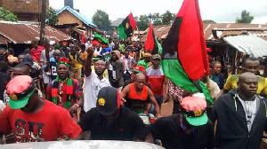 Biafra members