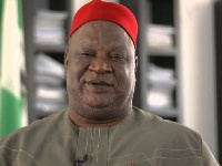 Anyim Pius Anyim, Former Senate President