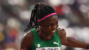 Tobi Amusan is close to Tokyo Olympics qualification_Photo: Gettyimages