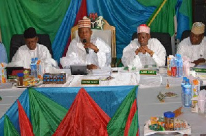 Some members of the Northern Governors Forum