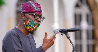 Lagos State Governor, Babajide-Sanwo-Olu