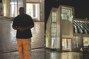 Don Jazzy purchased a new mansion
