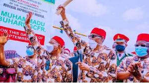 Buhari visits Imo State on Thursday, September 9