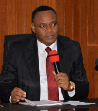 Deputy Governor of Ebonyi state, Kelechi Igwe