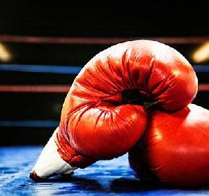 Nigerian boxers