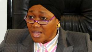 Former Chairman of the Economic and Financial Crimes Commission (EFCC), Mrs Farida Waziri