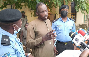 50 years old Surajo Mamman, popularly known as 'Kutaku' has lost count on people he has killed