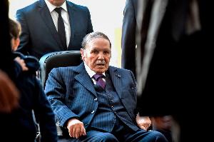 Abdelaziz Bouteflika, Algeria's former president