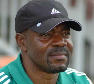 Former Nigeria coach John Obuh