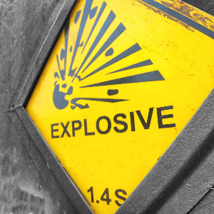 Investigation ongoing into explosives found in primary school