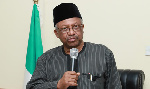 Minister of Health, Dr. Osagie Ehanire