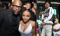 Floyd Mayweather, daughter and NBA Youngboy