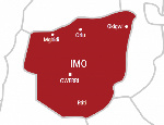 File photo: Imo State map