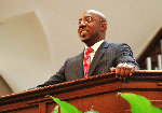 Raphael Warnock, a preacher from the historic church of MLK, would be first Black Senator from Georgia