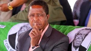 Edgar Lungu, Zambia President