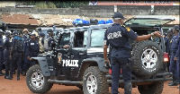 File photo: Cameroon police