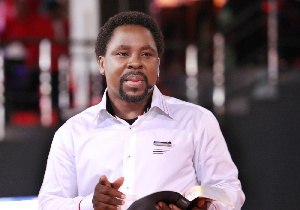 Prophet T.B. Joshua, Founder of Synagogue Church of All Nation