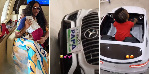 Davido and Chioma's son Ifeanyi gets new Mercedes Benz as he clocks one