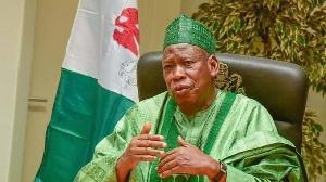Kano State Governor, Abdullahi Umar Ganduje