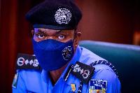 Inspector-General of Police, Mohammed Adamu