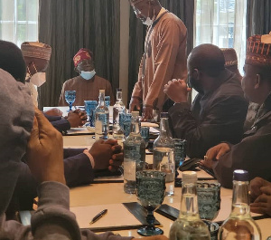 House of Reps Deputy Speaker leads Northern lawmakers to visit Tinubu