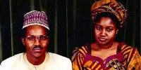 Muhammadu Buhari and Safinatu got married when the latter was 18-years-old_Photo credit: Nairalandn
