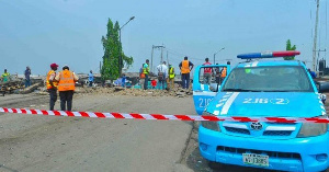 Gunmen kill 2 FRSC officers, kidnap 10