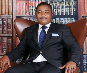 Barr. Ifeanyi Ejiofor, Nnamdi Kanu and the Indigenous People of Biafra (IPOB) lead Counsel