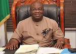 Okezie Ikpeazu, the governor of Abia State