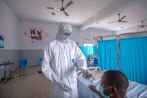 Five states in Nigeria recorded coronavirus infection on Monday