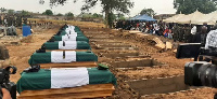 12 military personnel killed are buried