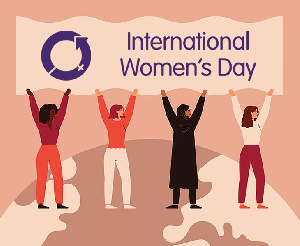 Today Women are celebrated around the world